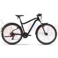 Bicicleta Haibike Seet Hardseven 1.5 street 21S. Tourney black/blue/titan 2019