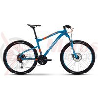 Bicicleta Haibike Seet HardSeven 3.0 27s Deore mix blue/orange/white 2017