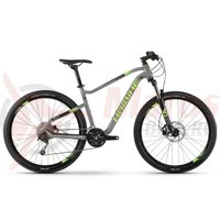 Bicicleta Haibike Seet Hardseven 4.0 27 S. Deore grey/green/black 2019