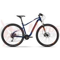 Bicicleta Haibike Seet Hardseven 5.0 30 S. Deore blue/orange/white 2019