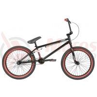 Bicicleta Haro Boulevard 20 BMX negru lucios 2019
