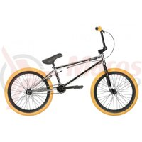 Bicicleta Haro Midway 20 BMX cromat 2019