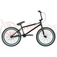 Bicicleta Haro Midway 20 BMX negru lucios 2019