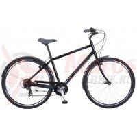 Bicicleta Ideal City 700C Citycom black/grey