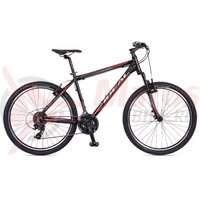 Bicicleta Ideal MTB 26' Strobe 24v black