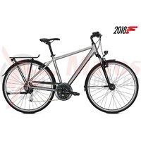 Bicicleta Kalkhoff Di Voyager 27 smokesilvermatt 218