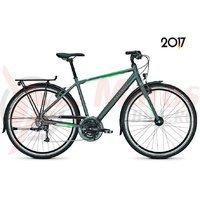 Bicicleta Kalkhoff Durban 27 27G DI slategreymatt 2017