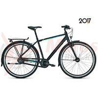 Bicicleta Kalkhoff Durban 7 7G DI magicblackmatt 2017