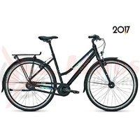Bicicleta Kalkhoff Durban 7 7G TR magicblackmatt 2017