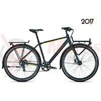 Bicicleta Kalkhoff Durban 8 8G DI midnightbluematt 2017