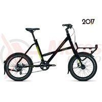 Bicicleta Kalkhoff Durban Compact 8G CP midnightbluematt 2017