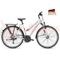 Bicicleta Kalkhoff Voyager DT HS 27G alba 2015