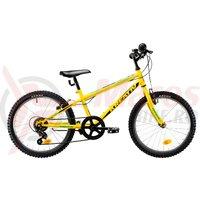 Bicicleta Kreativ 2013 galbena 2019