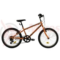 Bicicleta Kreativ 2013 portocalie 2018