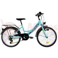 Bicicleta Kreativ 2014 turcoaz 2019