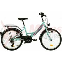 Bicicleta Kreativ 2014 Turcoaz 2018