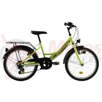 Bicicleta Kreativ 2014 verde light 2018