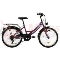 Bicicleta Kreativ 2014 violet 2018