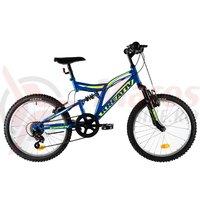 Bicicleta Kreativ 2041 albastra 2019
