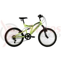 Bicicleta Kreativ 2041 verde 2018