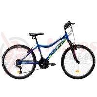 Bicicleta Kreativ 2404 albastra 2019