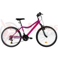Bicicleta Kreativ 2404 violet 2019