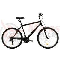 Bicicleta Kreativ 2603 neagra 2018