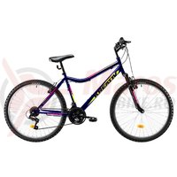 Bicicleta Kreativ 2604 albastra 2019