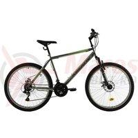 Bicicleta Kreativ 2605 gri 2018