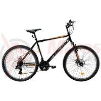 Bicicleta Kreativ 2605 negru/argintiu 2019