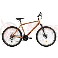 Bicicleta Kreativ 2605 portocalie 2018
