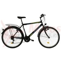 Bicicleta Kreativ 2613 neagra 2018