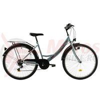 Bicicleta Kreativ 2614 turcoaz 2018