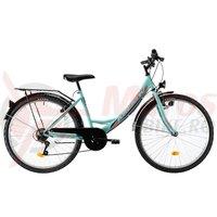 Bicicleta Kreativ 2614 turcoaz 2019
