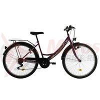 Bicicleta Kreativ 2614 violet 2018