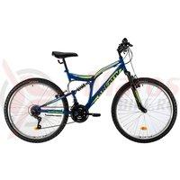Bicicleta Kreativ 2641 albastra 2019