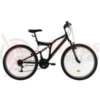 Bicicleta Kreativ 2641 neagra 2018