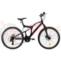 Bicicleta Kreativ 2643 neagra 2019