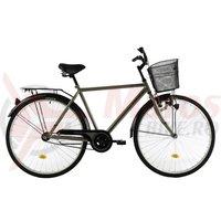 Bicicleta Kreativ 2811 gri 2018