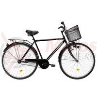 Bicicleta Kreativ 2811 neagra 2019