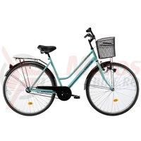 Bicicleta Kreativ 2812 turcoaz 2019