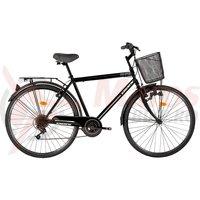 Bicicleta Kreativ 2813 neagra 2019