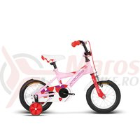 Bicicleta Kross Cindy 10 pink red violet glossy 2018