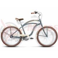 Bicicleta Kross Cinnamon M graphite-creamy 2015