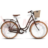 Bicicleta Kross Classico II brown glossy 2015