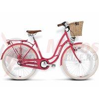 Bicicleta Kross Classico II red glossy 2015