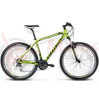 Bicicleta Kross Hexagon R3 fresh lime-black glossy 2016