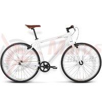 Bicicleta Kross Noru white matte 2016