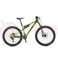 Bicicleta KTM Kapoho 273 verde 2017