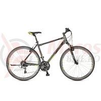 Bicicleta KTM Life One 24 HE negru/galben/neon